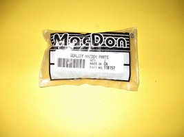 MacDon Header NOS Reel Cylinder Seal Kit Part# 118157 - $11.39