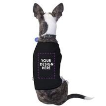 Custom Personalized Pets Black Shirt - $14.99