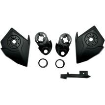 AFX Helmet Side Cover Kit with Ratchet Kit Flat Black 0133-0603 - $12.16