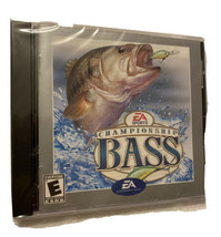EA Sports Championship Bass (PC) Complete!  Game. NEW - $9.67