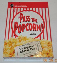 2009 Wiggles Pass The Popcorn Movie Trivia game 100% complete - $14.03