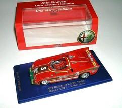 Fernet Branca Milano Fernet Tonic M4 Alfa Romeo 33SC Monza 1977 in Box - $49.95