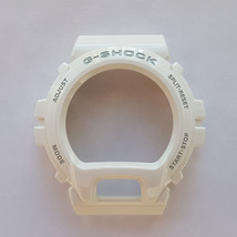 Casio Genuine Factory Replacement G Shock Bezel DW-6900NB-7 Glossy White - $30.60