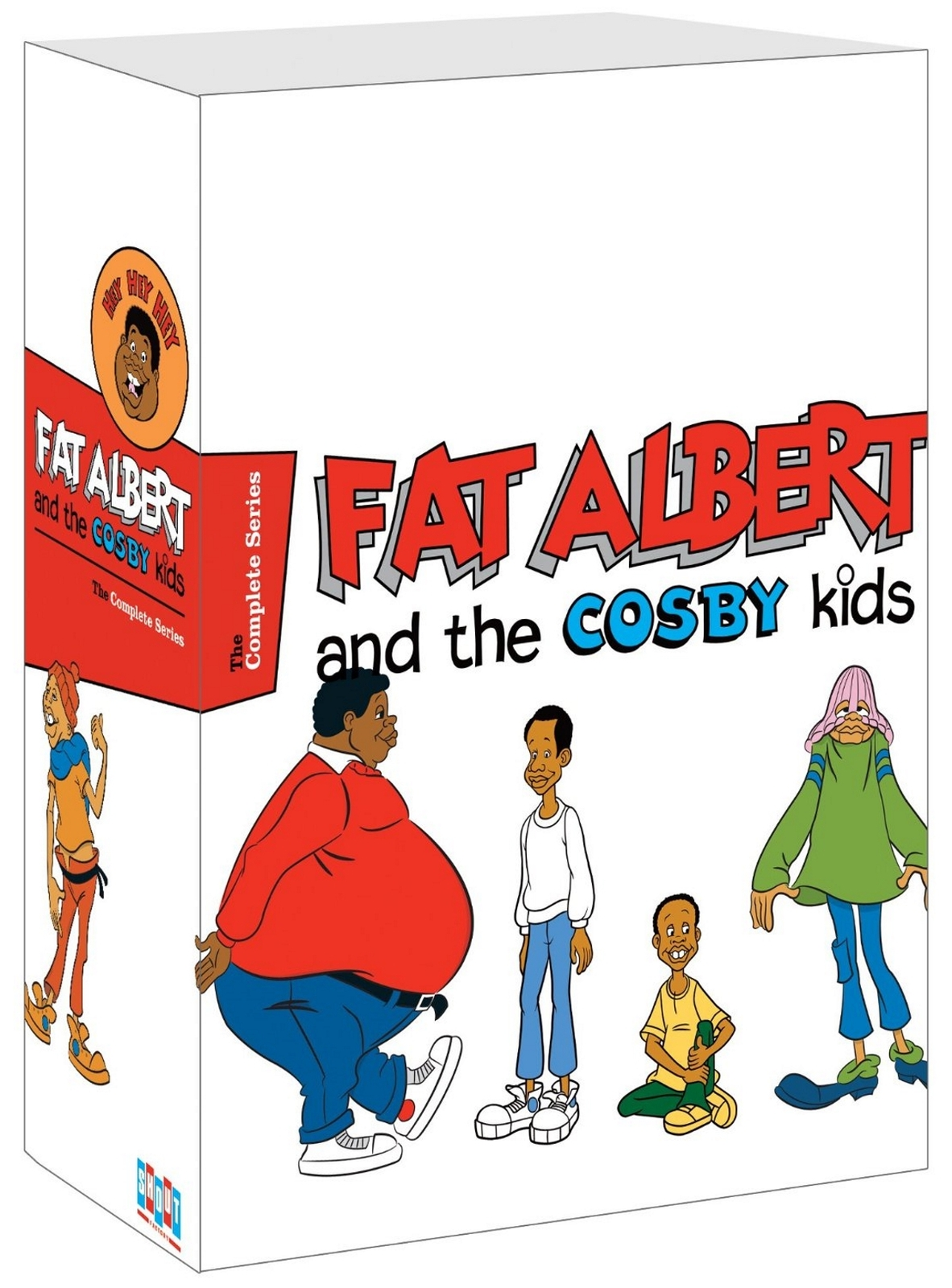 Fat albert and the cosby kids the complete series  dvd 2013 16 disc set