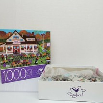 "Cardinal ""Mum's Guest House"" 1000 PC Jigsaw Puzzle 24X18"" Ages 10+ - $16.99"