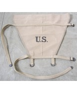 WWII US M1928 HAVERSACK COMBAT FIELD PACK TAIL-OD#3 - $19.60