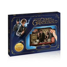 Harry Potter Fantastic Beasts 1000 Piece Jigsaw Puzzle - $39.37