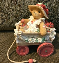 """Cherished Teddies 1996 Diane """"I Picked The Beary Best For You"""" #202991 - $8.56"""