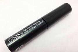 CLINIQUE High Impact Mascara BLACK 01 Long Lashes NEW - $7.50