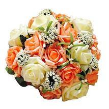 Panda Superstore Beautiful Wedding Bouquet Wedding Bride Bouquet Artificial Flow
