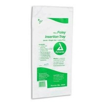 Dynarex Foley Inserimento Vassoio W/Precaricato Siringa Per Catheterization - $6.12