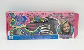 Rainbow Loom Hair Loom Double Toy, Pink, Small, Children's Crafts, 8 Yea... - $4.95