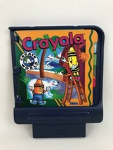Pico Sega Game Cartridge Crayola Colors Create a World 1994 Vintage 90s ... - $19.75