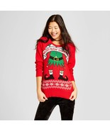 Well Worn Holiday Sweater Size XLarge Ugly Christmas, Elf W Bells NWT - $17.99