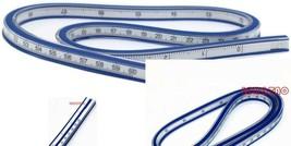 Long Tao 24 Inch (60Cm) Flexible Curve Ruler Flex Design Rule - Great Fo... - $11.46