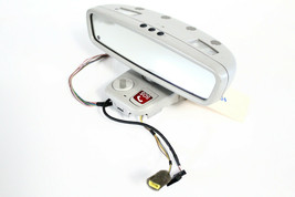 2000-2006 Mercedes Benz W220 S500 S430 Rear View Mirror With Home Link P207 - $79.37