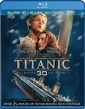 Titanic [3D Blu-ray + 2D Blu-ray]