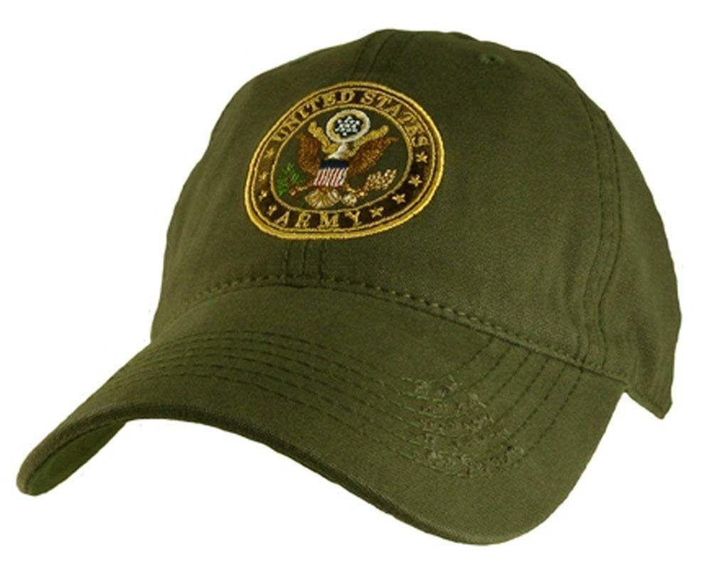 US ARMY Relaxed Fit ODG OFFICIALLY LICENSED Military Hat baseball cap