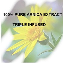 100% Arnica Extract Triple infused bruises pain inflammation bruises swe... - $19.79+