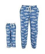 Unique Baby UB Kids Fisherman Print Matching Family Father's Day Pajama ... - $18.99