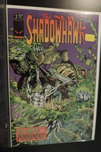 #2 The New Shadowhawk Image Comic Book D373 - $3.33