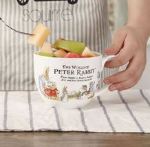 Cartoon Peter Rabbit Big Coffee Mug Ceramic Milk Coffee Tea Cup 700ML - $37.75
