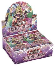 YuGiOh! Sisters Of The Rose Booster Box Legendary Duelists 1st Ed Sealed... - $48.50