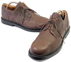 TIMBERLAND WATERPROOF Ankle Boots Brown Leather Oxford Shoes Men Adult S... - $54.60 CAD