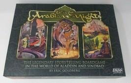 Tales of The Arabian Nights Storytelling Board Game Z-Man Games - $48.50