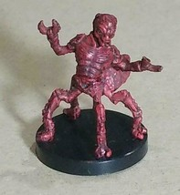 Dungeons & Dragons Miniatures Formian Warrior #22 D&D Mini Collectible Wizards! - $7.99