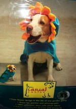 XS Dog Halloween Costume Sunflower Flower Lil Sprout Casual Canine Photo... - $12.99
