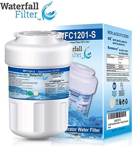 GE MWF SmartWater Compatible Water Filter Cartridge - Refrigerator
