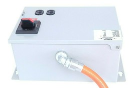 DAYKIN ELECTRIC LTFS-15 TRANSFORMER DISCONNECT TOTAL VA: 3000 SINGLE PHASE