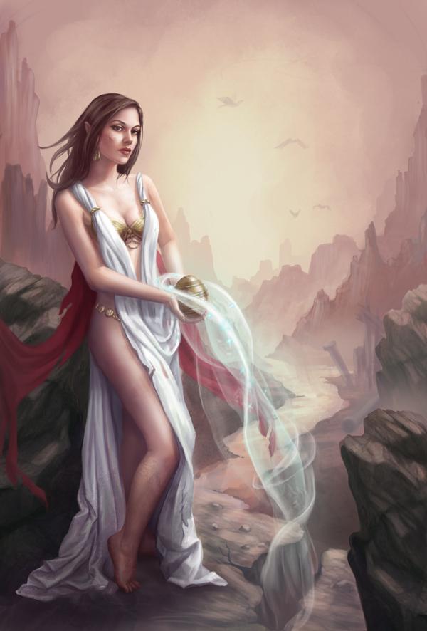Sex Goddess Lunida. Sexual satanic Magick EXTREME power