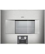 Gaggenau BS474611 400 Series 24 Inch  Electric Combi-Steam Oven Right Hi... - $3,955.10