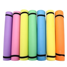6mm Thick EVA Comfort Foam Yoga Mat For Exercise Yoga And Pilates Fitnes... - $14.22
