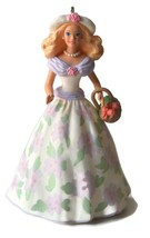 Barbie Hallmark 1995 Springtime Easter Collector's Series Keepsake Ornament NEW - $5.44