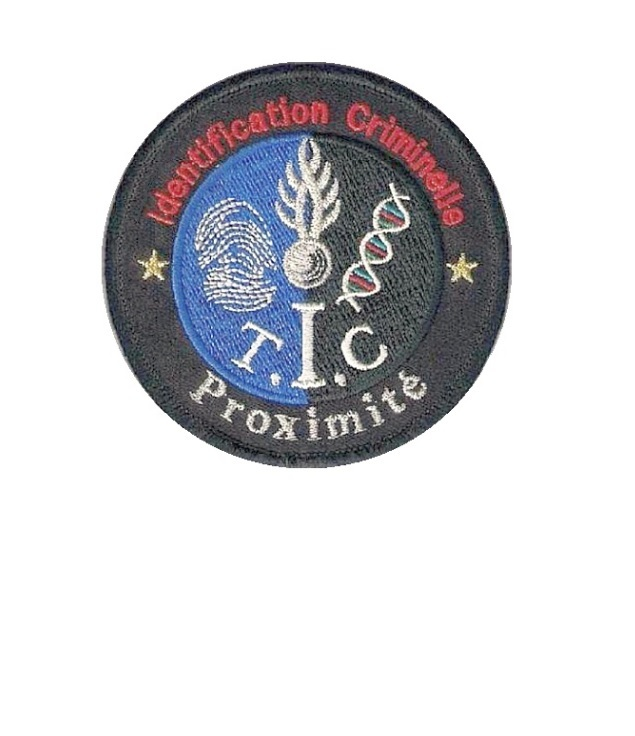 police nationale identification criminelle proximite french national police 3.75 x 3.75 in 9.99