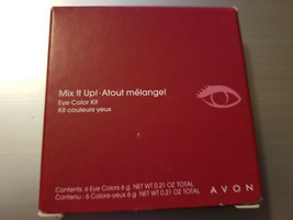 Avon Mix It Up Eye Color Kit in Warm  - $12.87