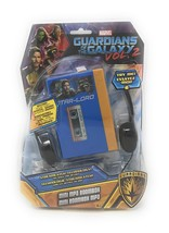 Marvel Guardians of The Galaxy Vol 2 Mini Mp3 Boombox Walkman W/ Headphones - $26.99