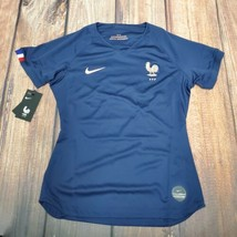 Nike France Women's National Team Soccer Jersey. Women's Size: Small - $39.55