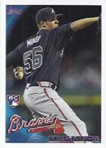 2010 Topps #US253 Mike Minor RC Rookie Card > Atlanta Braves - $0.99