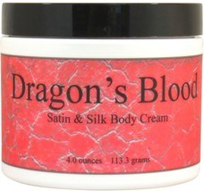 Dragon's Blood Satin and Silk Cream - $11.63+