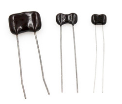 High Value Radial Dipped Silver Mica Capacitors, 1,000pF to 68,000pF - L... - $8.75+