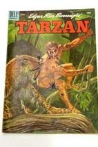 TARZAN-#66-DELL COMIC-L@@k! RARE G/VG - $18.62
