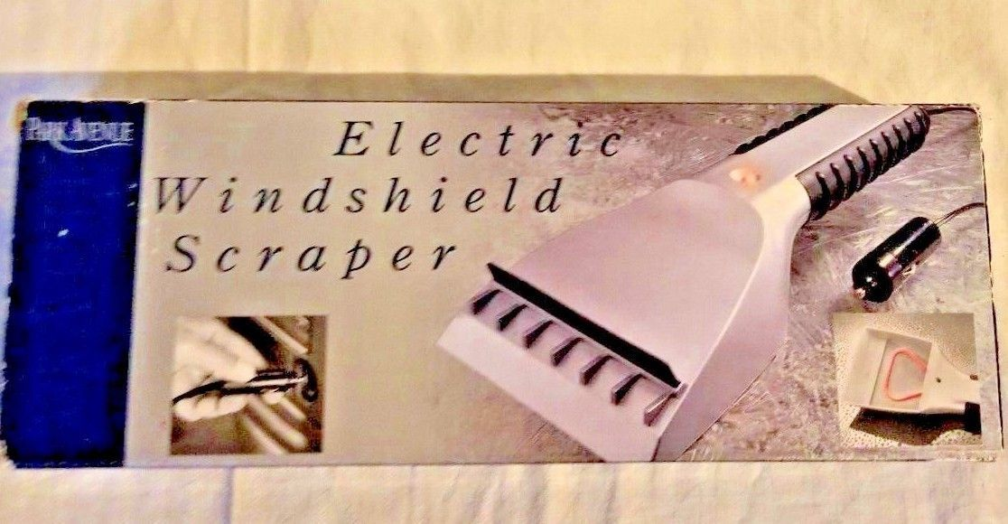 Electric Windshield Scrapper