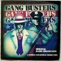 Gang Busters - Audio/Spoken Vinyl LP ( Ex Cond.) - £10.03 GBP