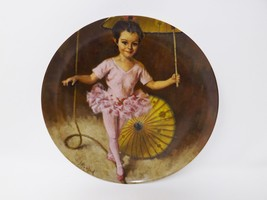 "Reco ""Katie the Tightrope Walker"" Collectible Plate Children's Circus Co... - $16.14"