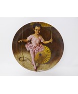 """Reco """"Katie the Tightrope Walker"""" Collectible Plate Children's Circus Co... - $16.14"""