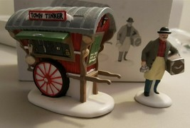 Dept 56 New England Village Series Accessory 1992 TOWN TINKER 56464 Retired - $12.00
